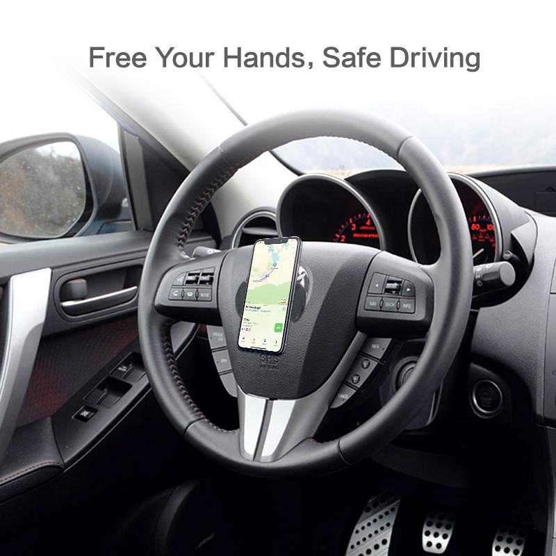 حرر يديك لقيادة آمنة