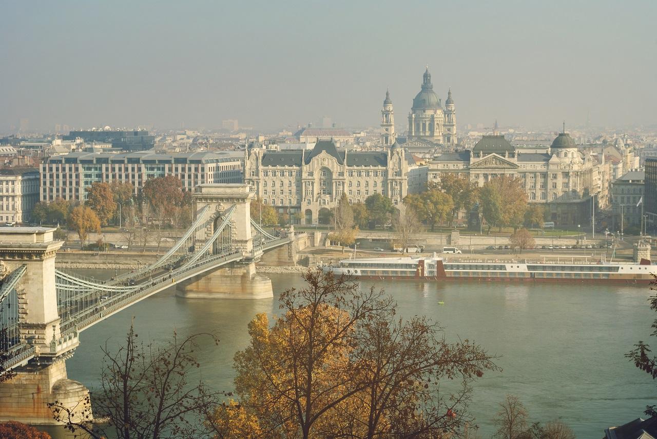 رحله لمدینه بودابست 59€ للشخص الواحد