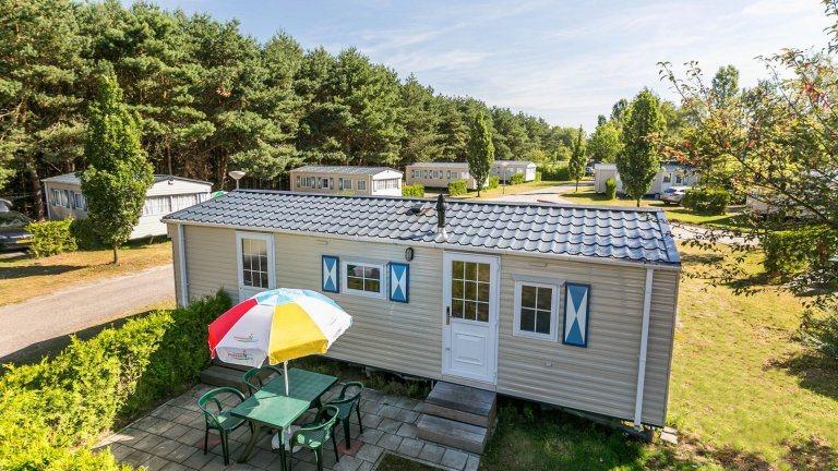 8 أيام بمنتزه Oostappen Vakantiepark Prinsenmeer